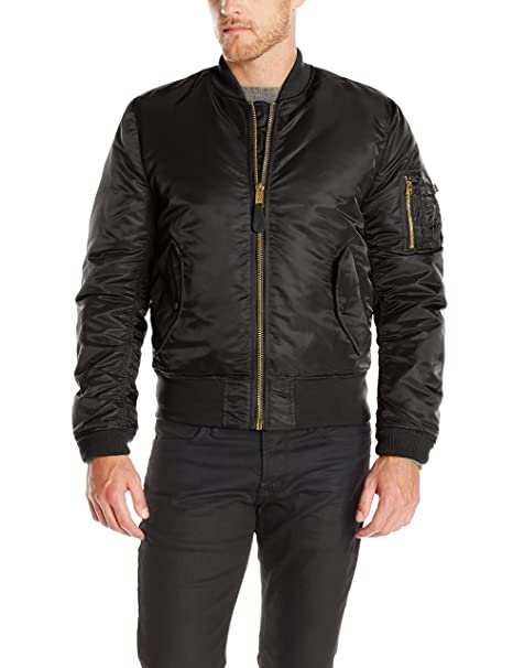 provide large selection of beautiful style replicas Alpha Industries Men's MA-1 Slim Fit Flight Bomber Jacket