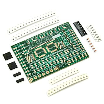 Gikfun principiante DIY SMD/SMT componentes práctica Junta Kit de soldadura Skill formación AE1173