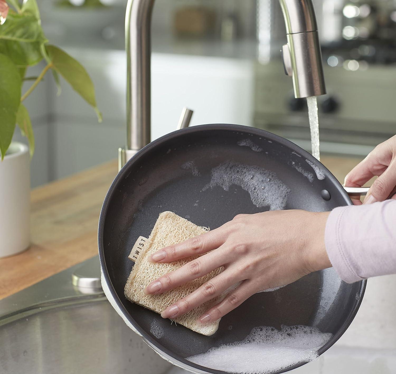278475 Twist Scrub Sponge 1 Pack Butler Household