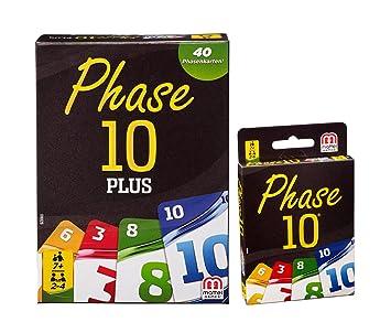 MATTEL Juegos Set - Juego de cartas Fase 10 Base dnx30 y ...