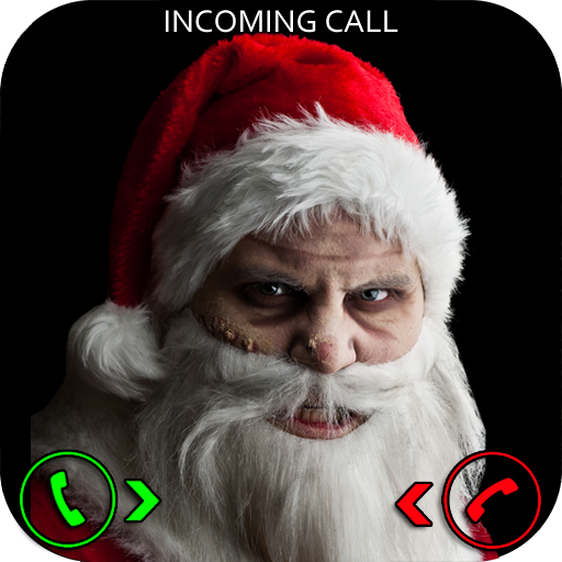 Evil Santa Prank Call (Scary Evil Clowns)