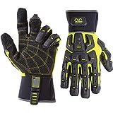 CLC Custom Leathercraft 615L CLC Custom Leathercraft Extreme Heavy Duty Energy Kevlar Gloves, Large