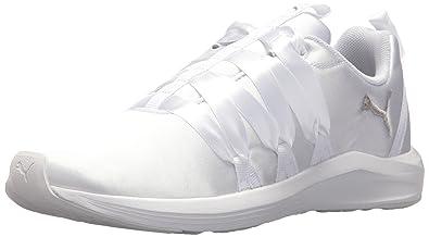 Buy PUMA Women's Prowl Alt Satin Wn Sneaker, White, 9.5 M US