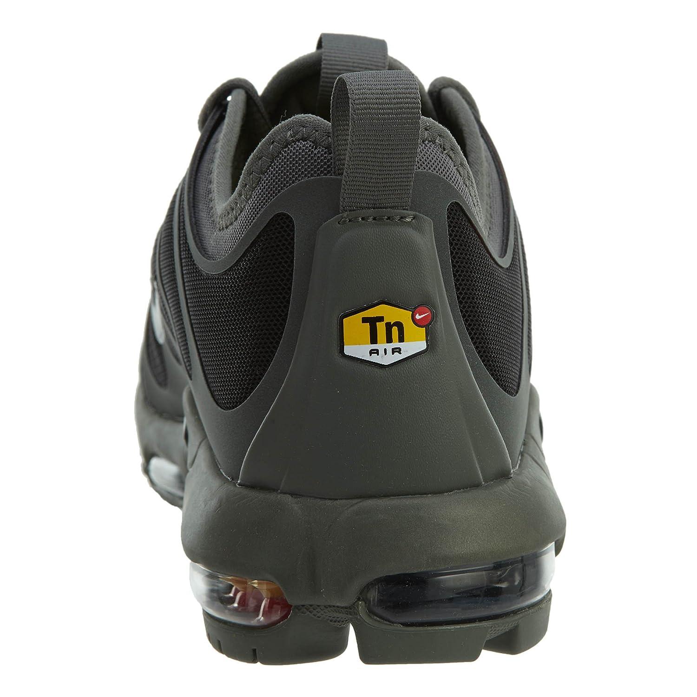 Nike Herren Air Max Plus Tn Ultra Schwarz TextilSynthetik Sneaker
