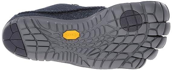 Fivefingers CVT Wool Men - Zapatillas de Deporte (Talla 45), Color Azul Marino y Gris: Amazon.es: Deportes y aire libre