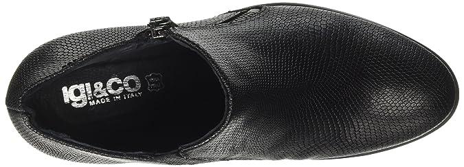 8866200 - Bottes Classiques - Femme - Noir (Vitello St.Apis) - 41Igi & Co KP6FkvC