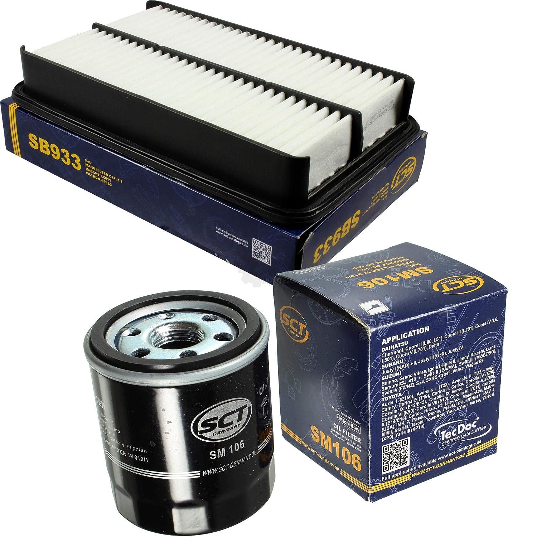 SCT Germany Inspektions Set Inspektionspaket Luftfilter /Ölfilter