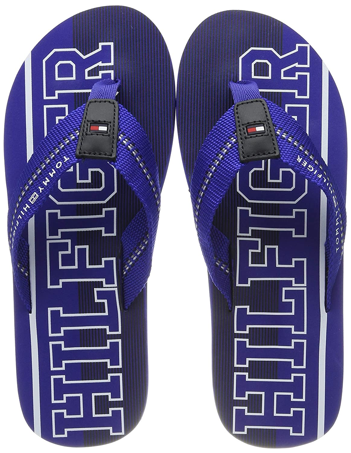Tommy Hilfiger Hilfiger Stripe Beach Sandal Tongs Homme