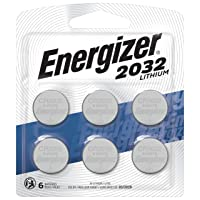 Deals on 6-Pack Energizer CR2032 Batteries