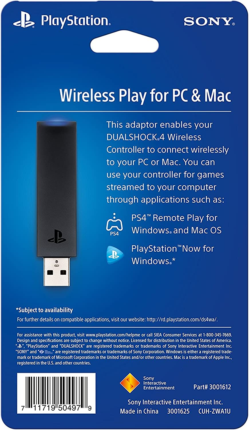 use ps4 controller on pc
