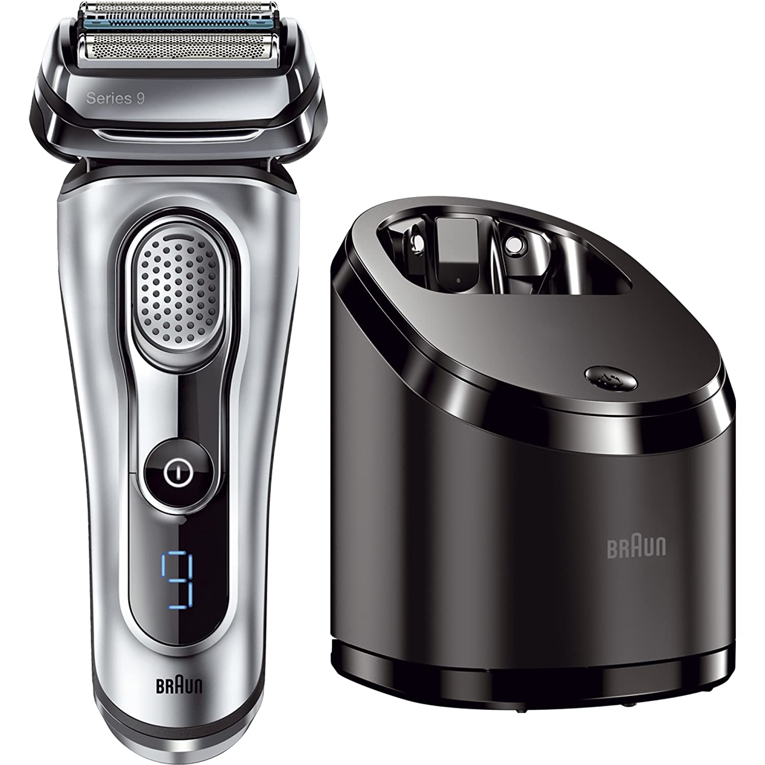 Braun Series 9 9090cc Electric Foil Shaver for Men with...