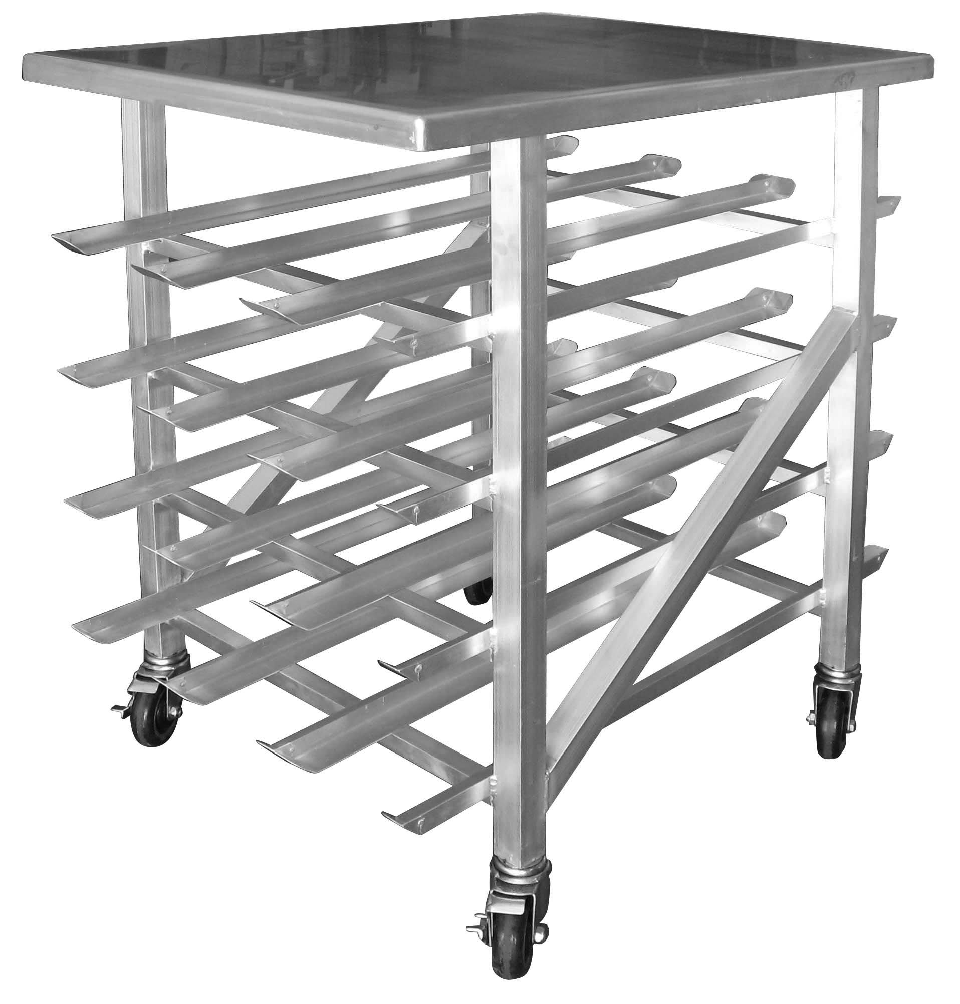 Heavy Duty Aluminum Can Rack AAR-CRAW41 by GSW