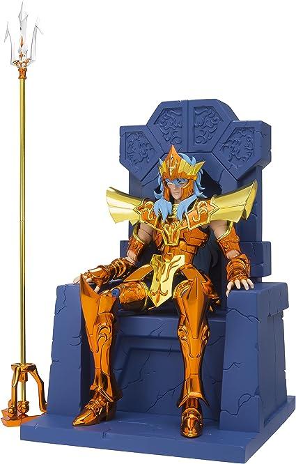 Saint Cloth Myth EX Saint Seiya Emperor Poseidon Imperial Sloan Set About 180 mm