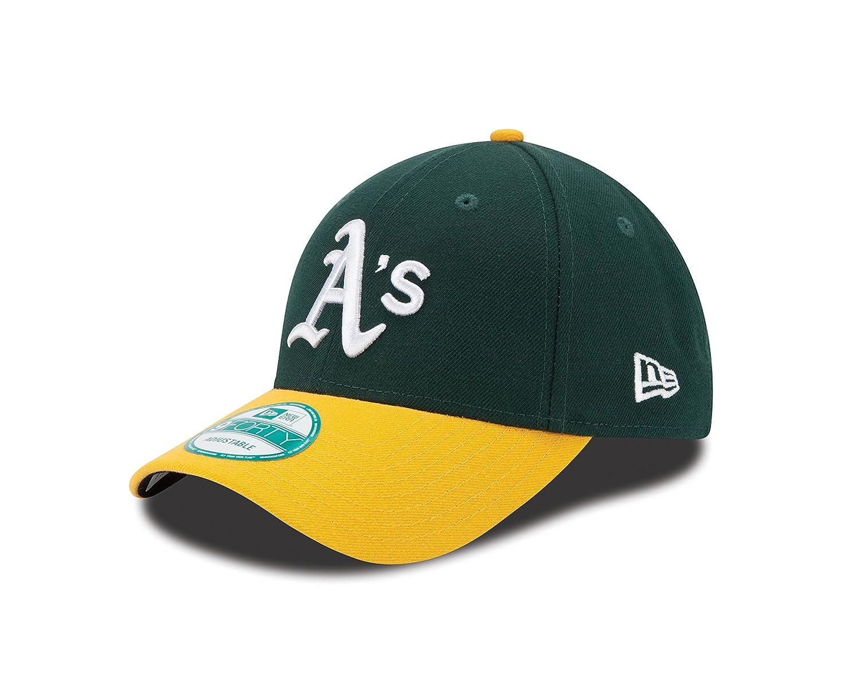 Cappellino 9Forty League A´s New Era cappellino baseball cap MLB Cap colore Verde taglia OSFA 10047540