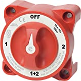 Blue Sea Systems - Battery Switch ON/Off AFD