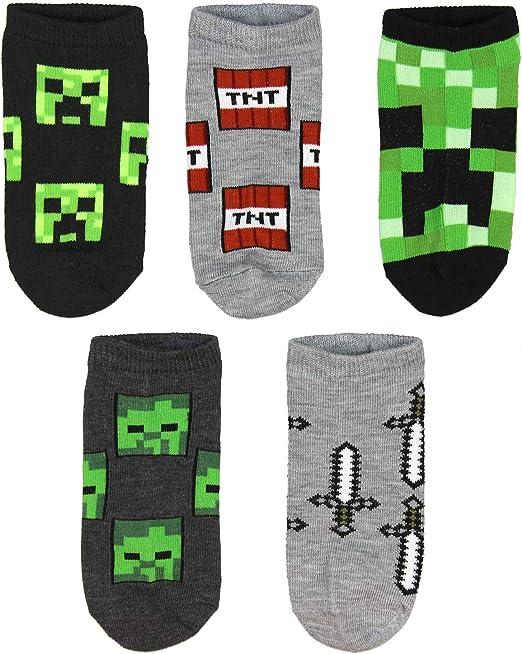4-6 Kids Boys Girls Low Ankle No Show Comfort Gray Socks Cotton Spandex Junior