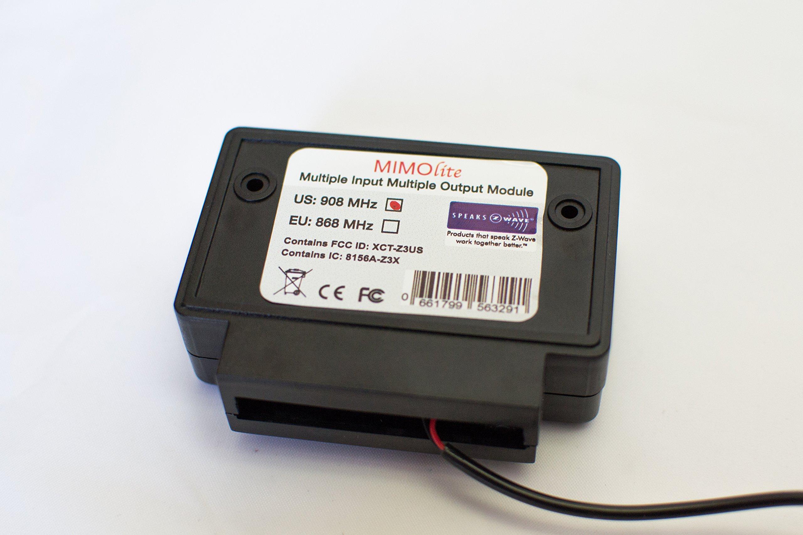 Wireless Z Wave Multi Input Output Dry Contact Bridge Cert Id Block Diagram Zc08 16040002 Fortrezz Mimoliteus