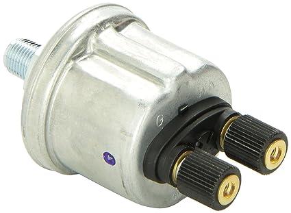 amazon com vdo 360009 pressure sender automotive rh amazon com vdo oil pressure sensor wiring diagram