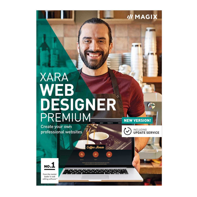 Xara Web Designer Premium - 15 - Create your own professional websites [Download] by MAGIX