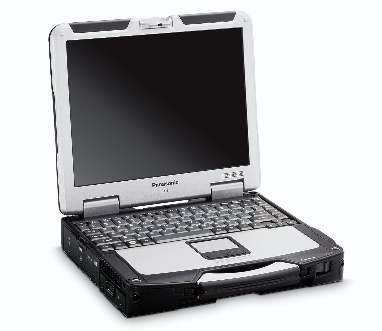 Panasonic Toughbook CF-31 - Ordenador portátil (Portátil, Negro, Plata, Concha, 2.6 GHz, Intel Core i5, i5-3320M): Amazon.es: Informática