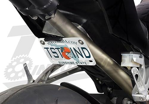 Fender Eliminator Plate Bracket for Honda CBR600RR 2003-2020 / CBR1000RR 2004-2007