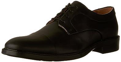 Cole Haan Mens Warren Cap Toe Oxford 6.5 Black
