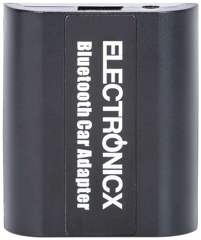 cavo aux Audi 8 Pin e 20 Pin Electronicx Elec-M06-VW8D-BT Adattatore Vivavoce Bluetooth Streaming musica via Bluetooth