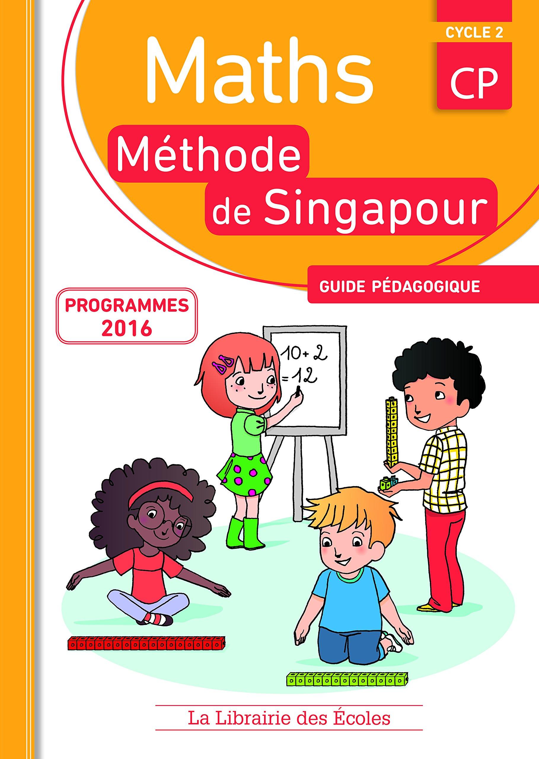 Amazon.fr   Mathématiques CP ' Guide pédagogique   NEAGOY, MONICA ...