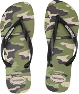 5a78ef4dd932 Havaianas Men s Top Camo Flip Flop Sandal