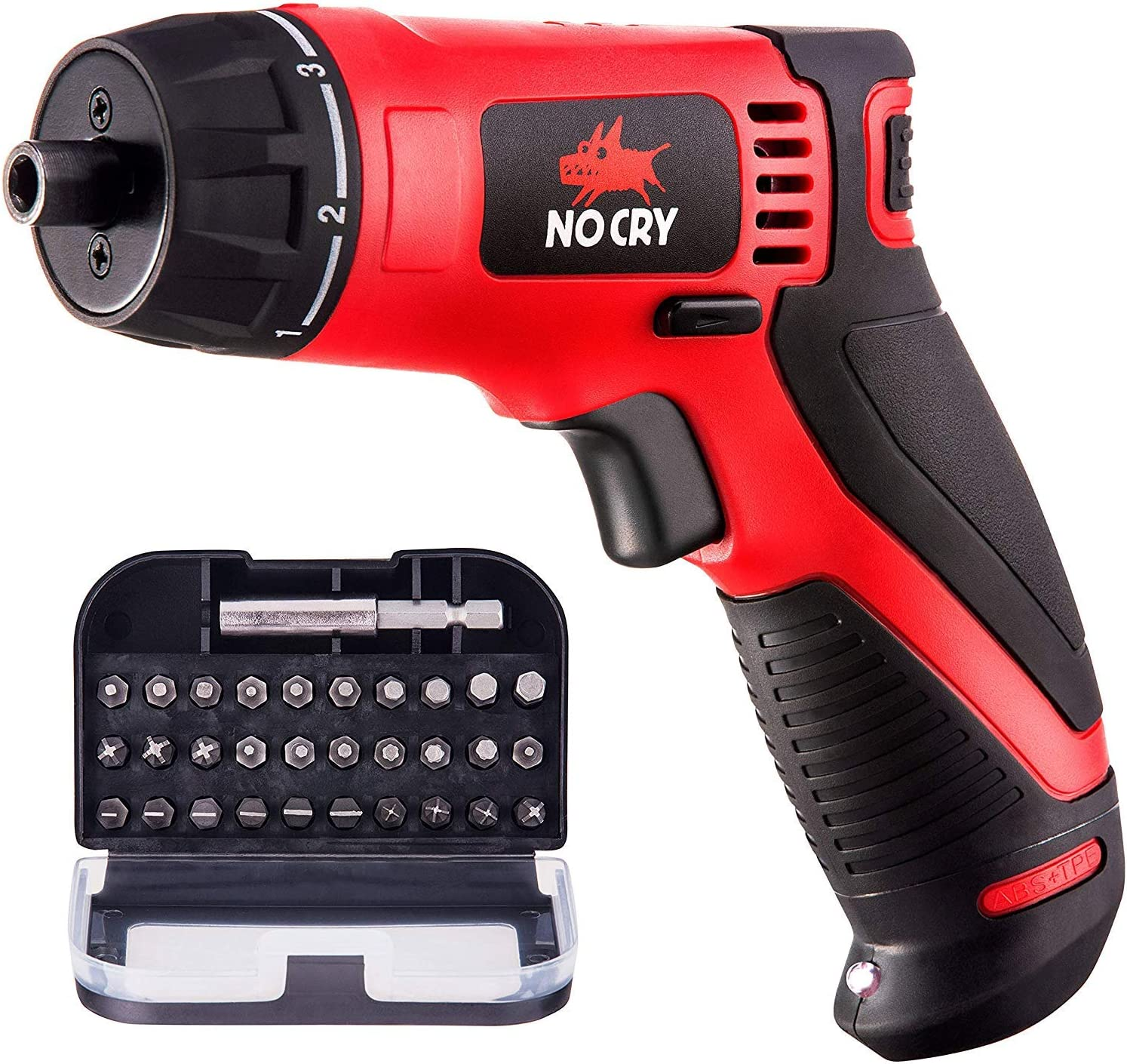 Nocry Cordless Electric Screwdriver
