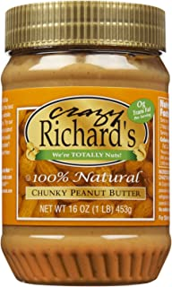 product image for Crazy Richards Chunky Peanut Butter, 16 oz