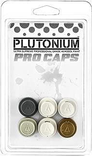 product image for PLUTONIUM Paint 6-Piece Actuators/Pro Caps Paint