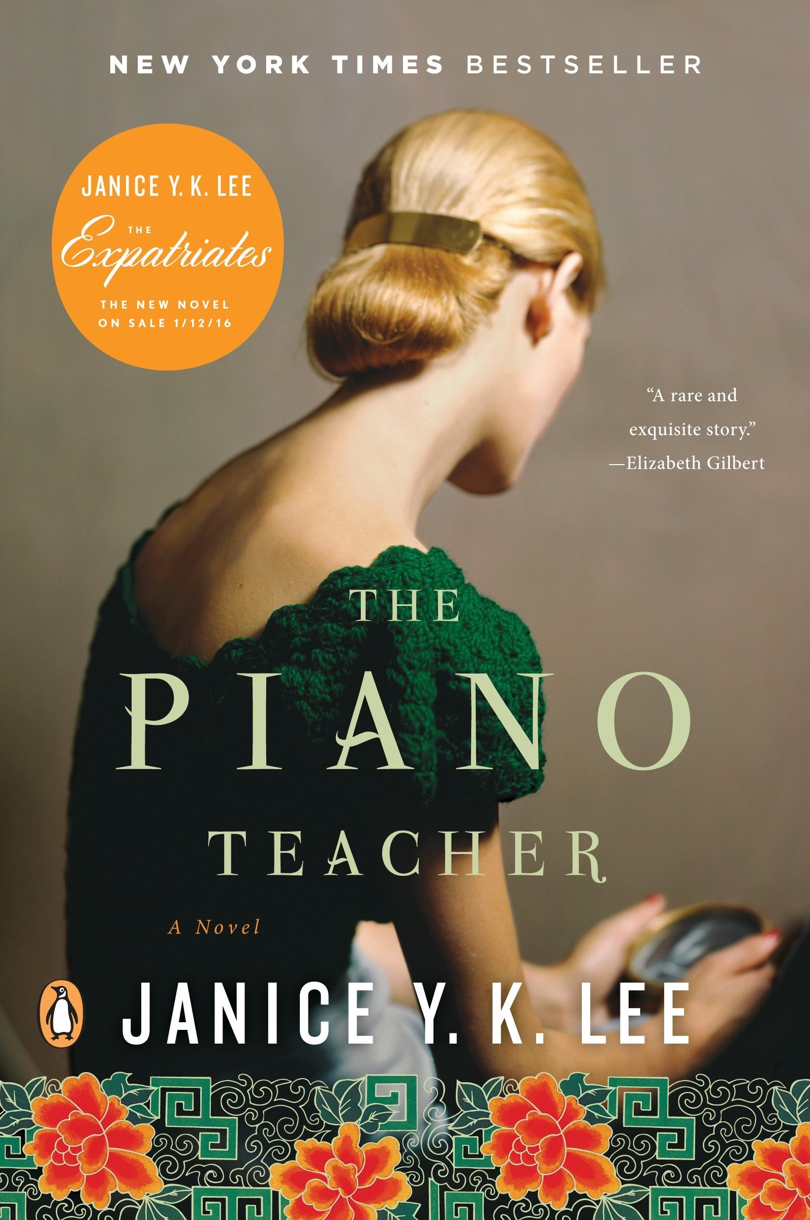 Image result for the piano teacher book