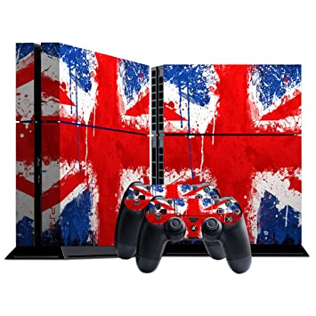 stillshine PS4 Skin Pegatina para pantalla protectora piel ...