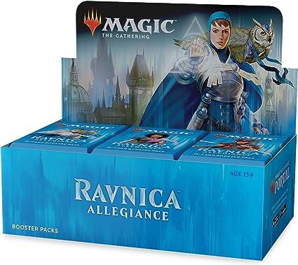 MTG MAGIC NEVER PLAYED ENGLISH RARE  INCUBATION DRUID  RAVNICA ALLEGIANCE CARD