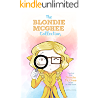 Blondie McGhee Collection: Five Mysteries in One