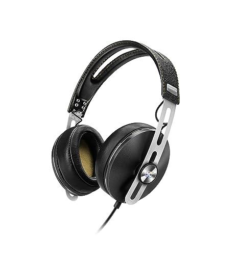 Sennheiser 506249 Momentum 2.0 Over-Ear-Kopfhörer (geeignet für Apple iOS) schwarz
