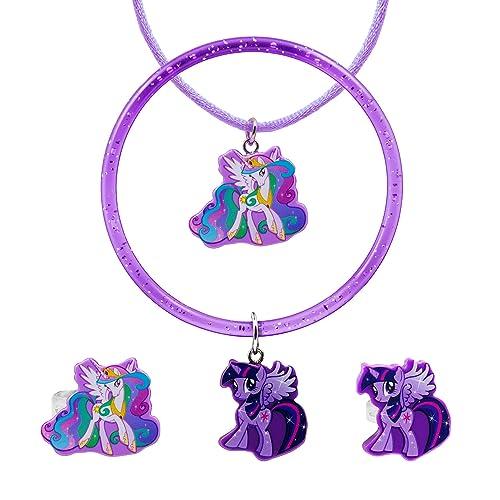 Amazon.com: my little pony Girls Celestia y Twilight ...