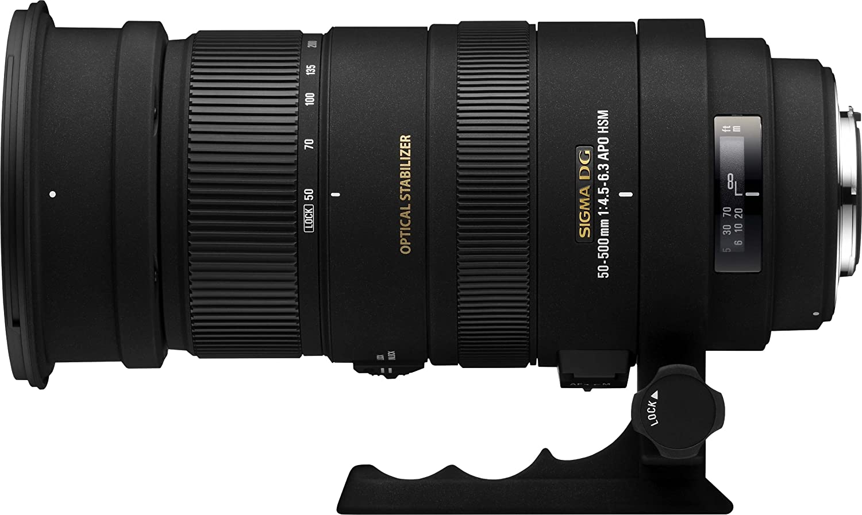 Sigma mm f  APO DG OS HSM CAF Objetivo para Canon