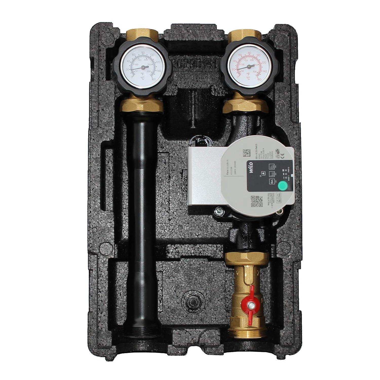 Michl MI-TAG12 Ausdehnungsgef/ä/ß 12 Liter f/ür Trinkwassersysteme Weiss H/öhe 295 mm