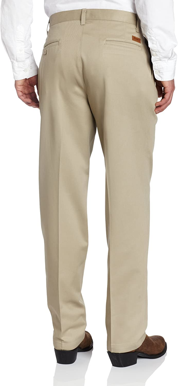 Khaki Wrangler Mens Tall Riata Pleated Front Casual Pant 32x38