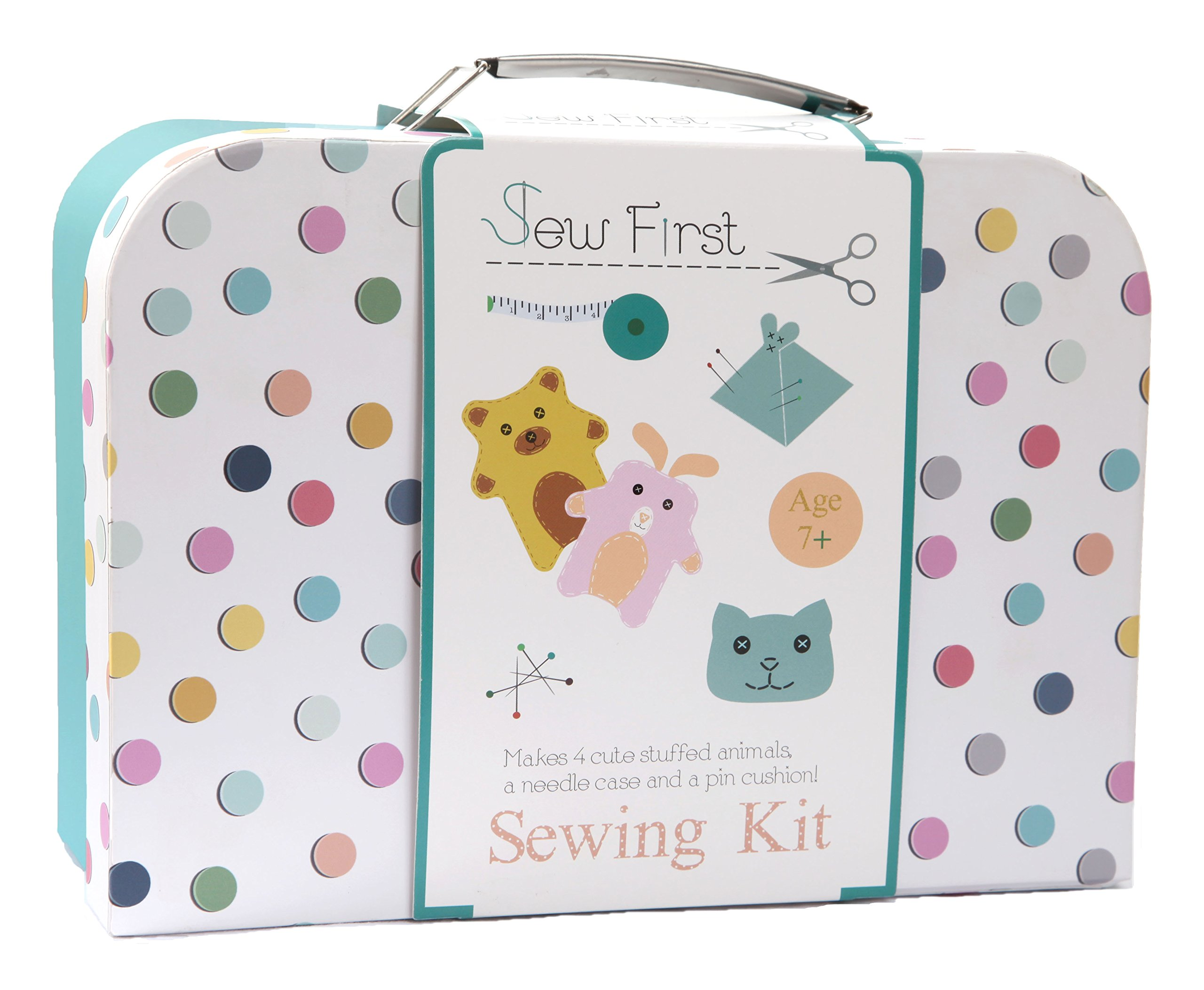 Sew First Beginner Sewing Kit For Kids - From by Sew First