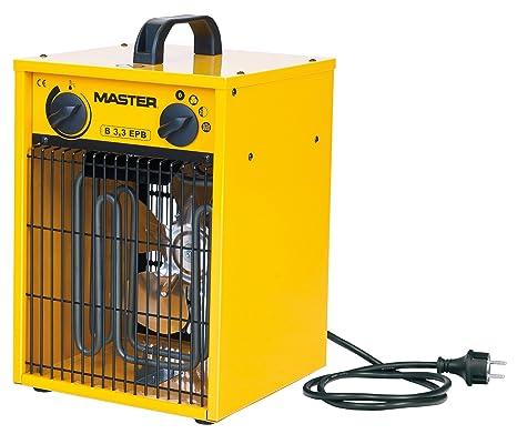 Generador Aire Caliente Eléctrico Calefactor o estufa para calefacción habitaciones interiores