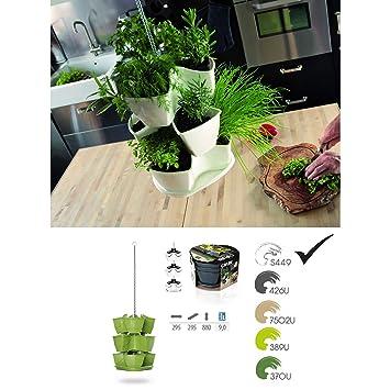 Mm Exclusiv Prosperplast Pot De Fleurs Suspendu Pour Plantes