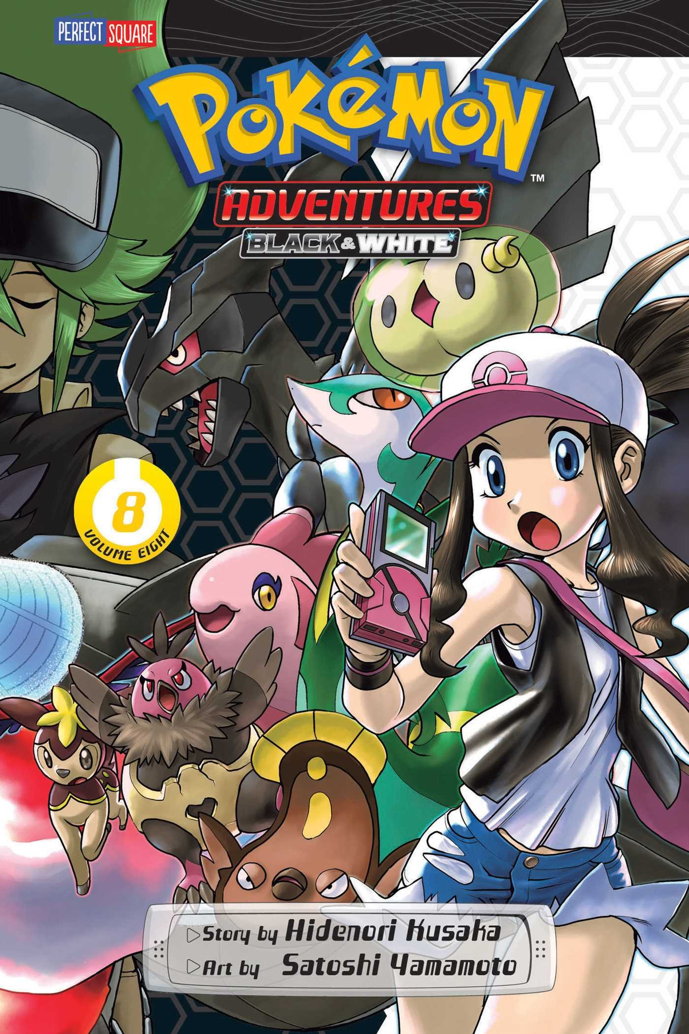 Pok%C3%A9mon Adventures Black White Pokemon product image
