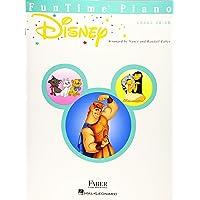 FunTime Piano Disney: Level 3A-3B Faber Piano Adventures