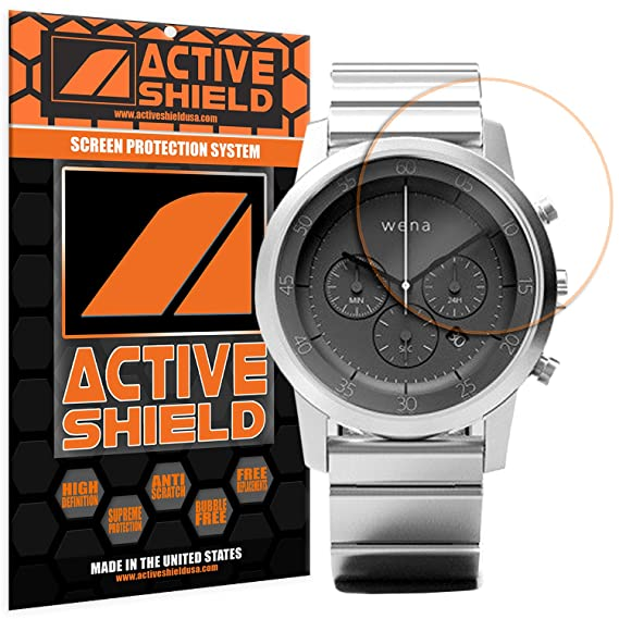 Amazon.com: Sony Wena Rounded Smartwatch (3 PACK) Screen ...