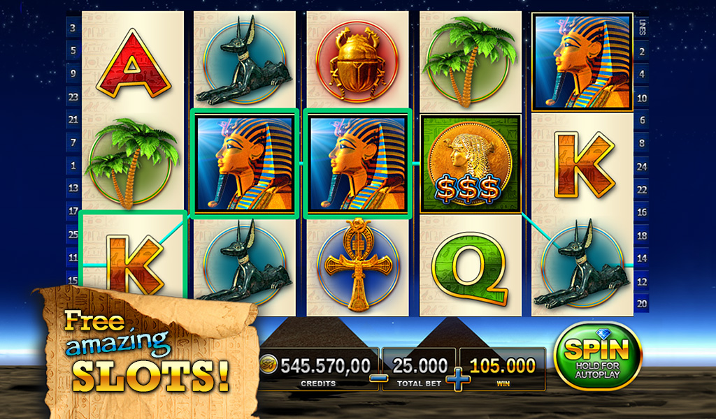 Codes slots pharaoh's way