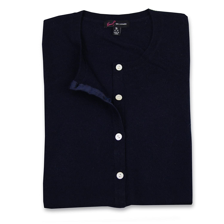 671b8f0a7d38d0 Urban Boundaries Women's 100% Cashmere Cardigan Sweater at Amazon Women's  Clothing store: