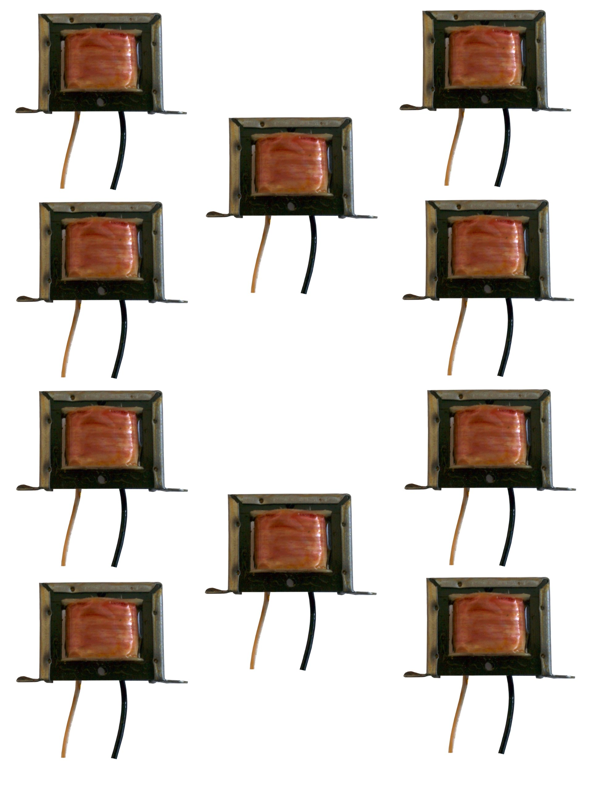 120-Volt 1-Lamp F8T5 Normal Power Factor Magnetic Ballast (10-Pack)-Radionic Hi Tech Inc.